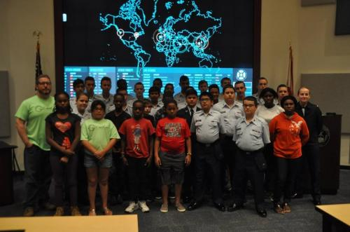 Cyber Patriot Camp